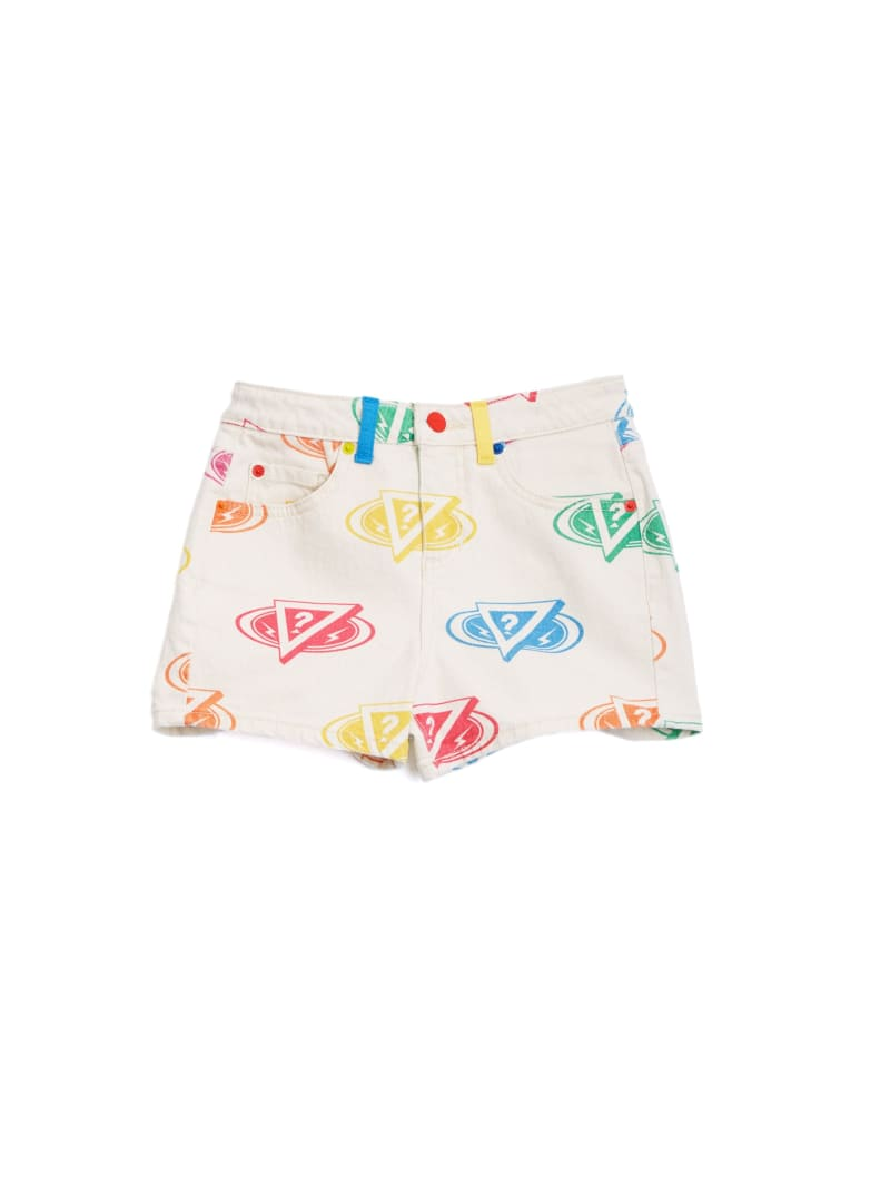 GUESS x J Balvin Kids Denim Shorts (4-14)