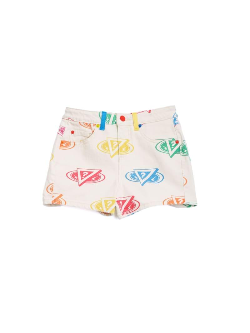 GUESS x J Balvin Kids Denim Shorts (4-14) | GUESS
