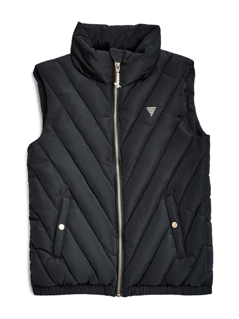 Cressida Puffer Vest (7-16)