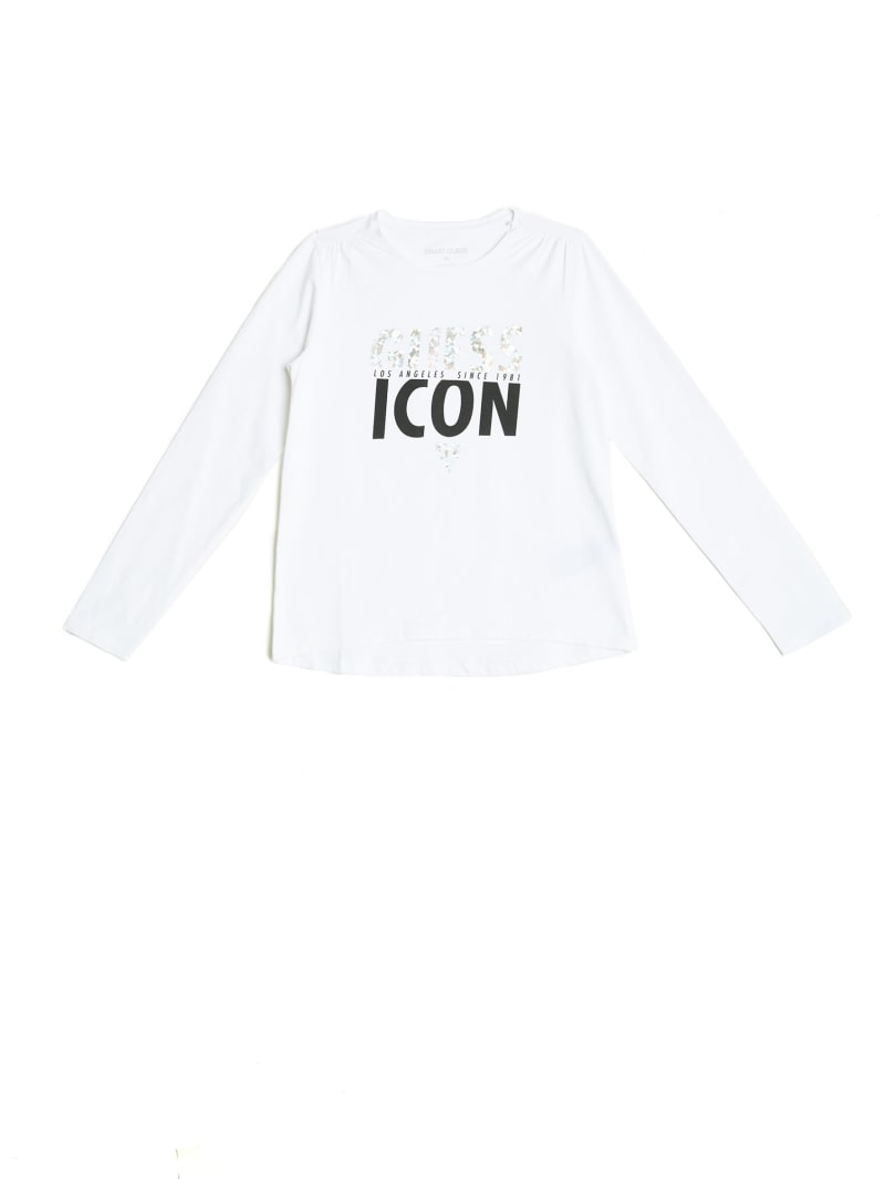 Icon High-Low Tee (7-14)