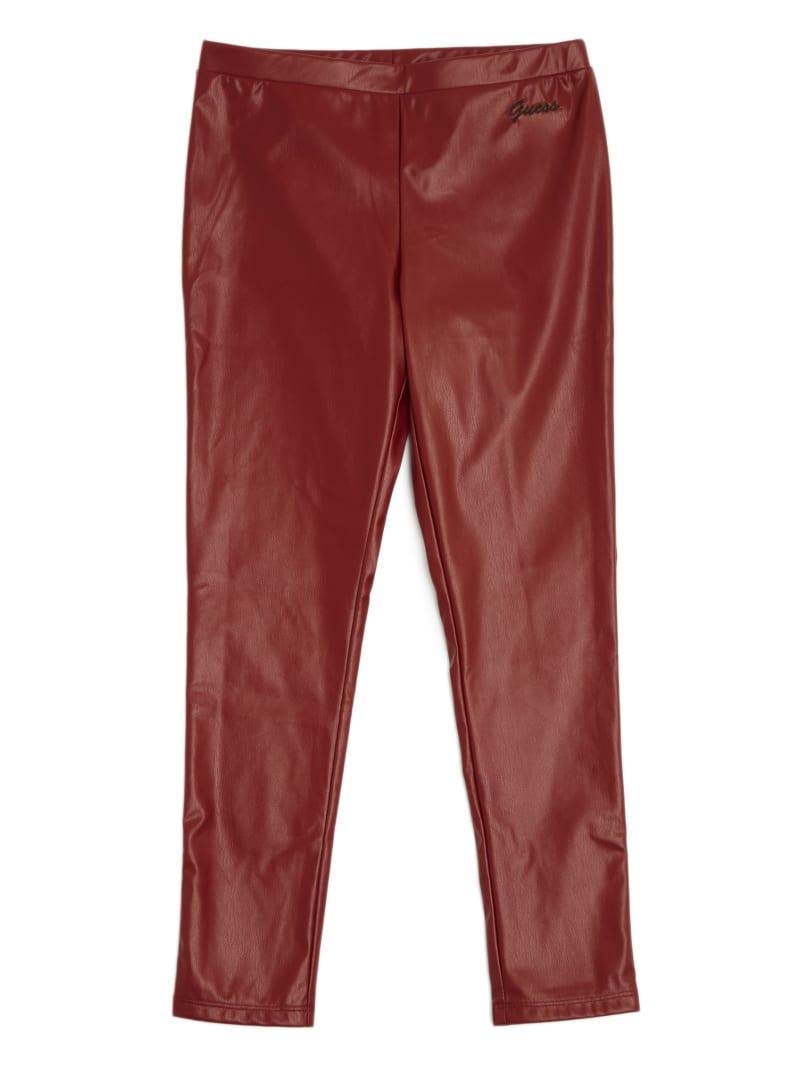 Franky Faux-Leather Leggings (7-14)