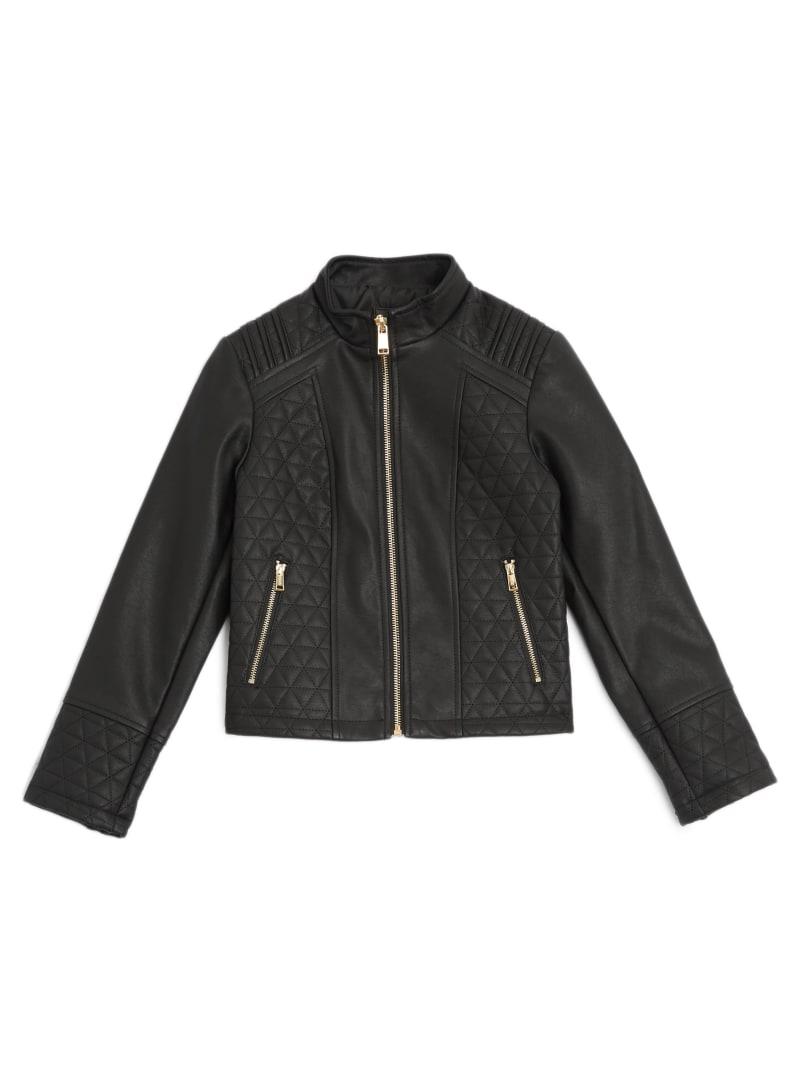 Edan Faux-Leather Jacket (7-14)