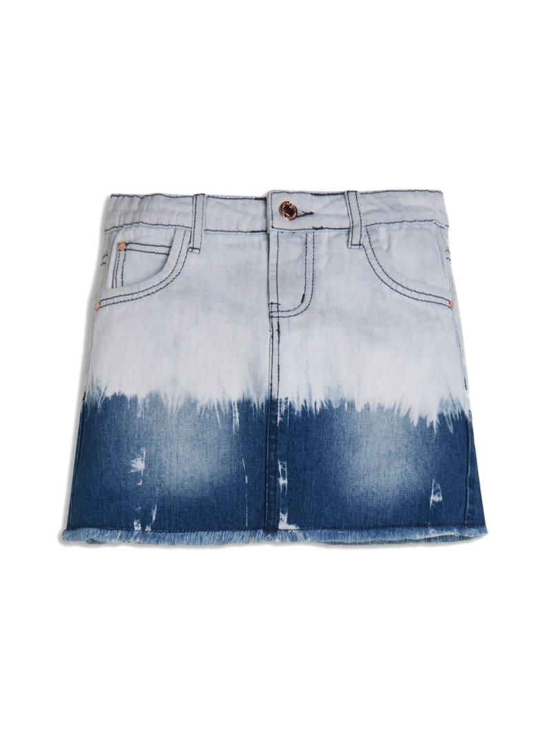 Dip-Dye Denim Skirt (7-14)
