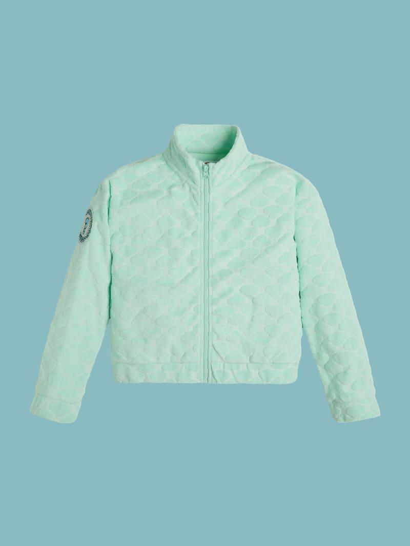 GUESS x FriendsWithYou Cloud Zip Jacket (4-14)