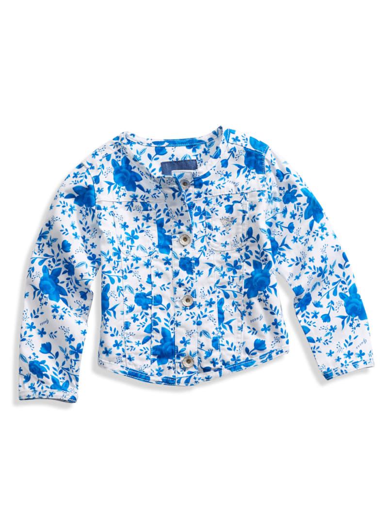 Floral-Print Jacket (2-5xy)