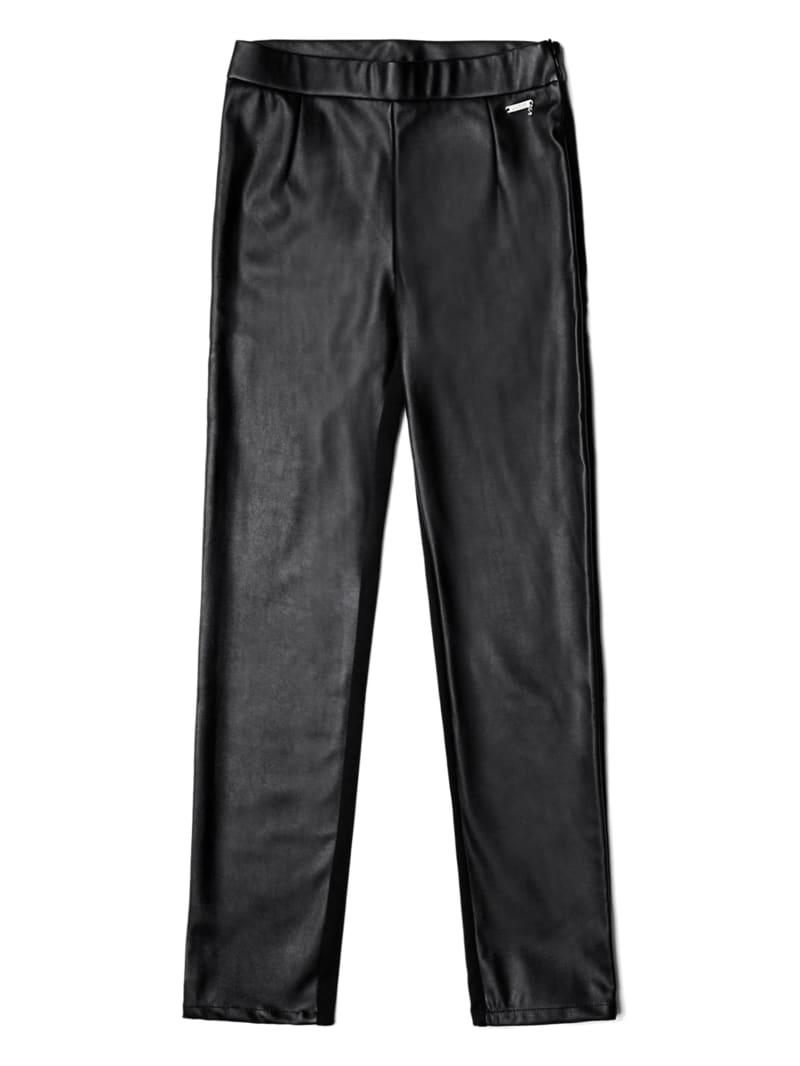 Faux-Leather Leggings (7-14)