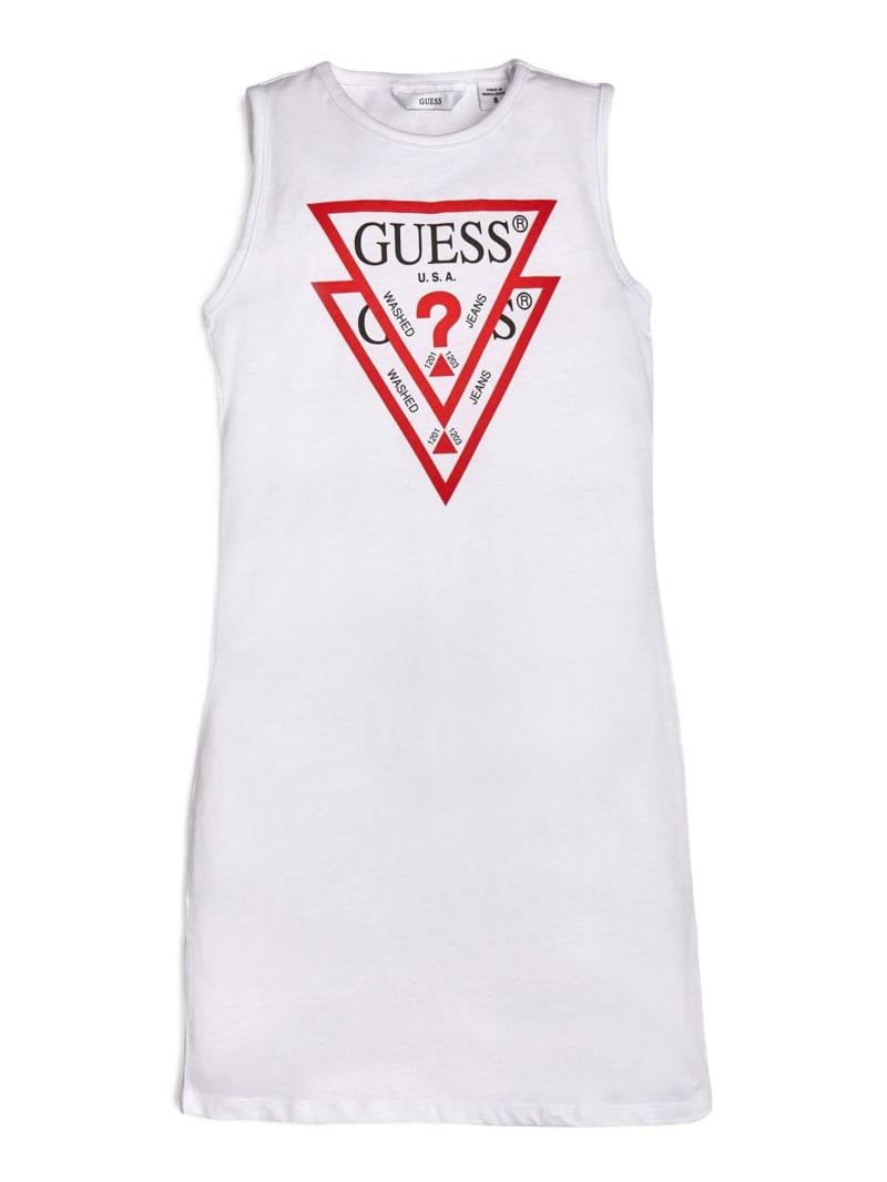 Logo Sleeveless T-Shirt Dress (7-14)