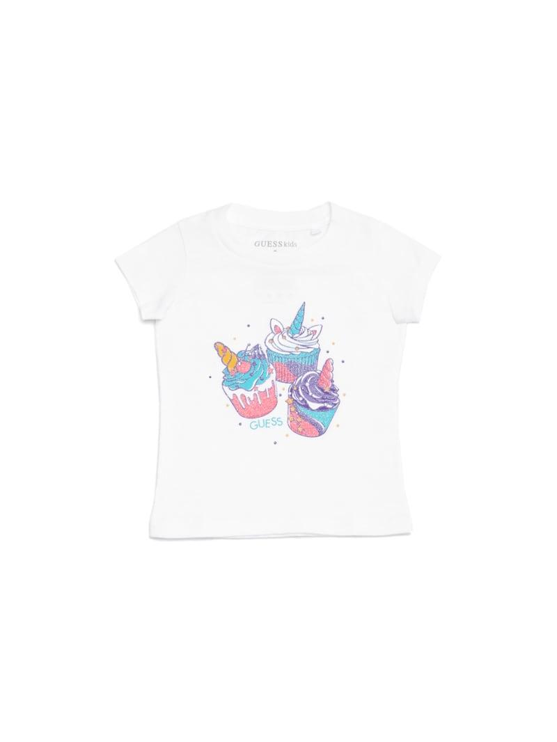 Unicorn Cupcake Graphic Tee (2-6)