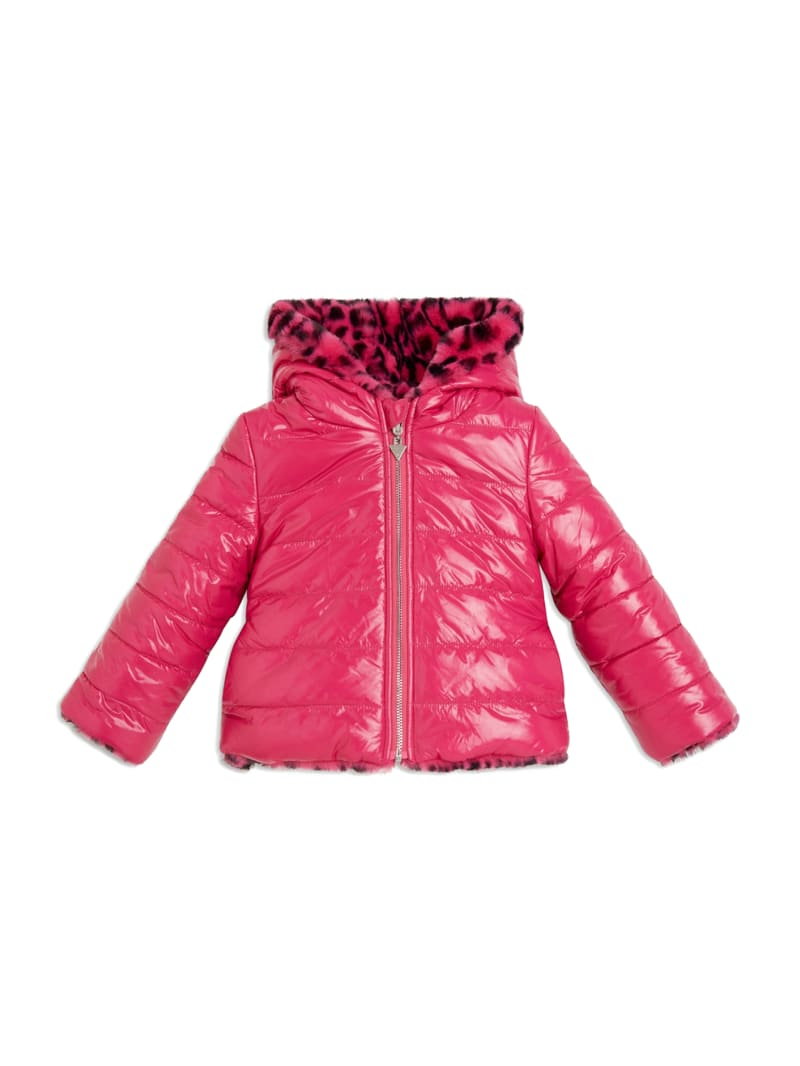 Reversible Puffer Jacket (2-7)