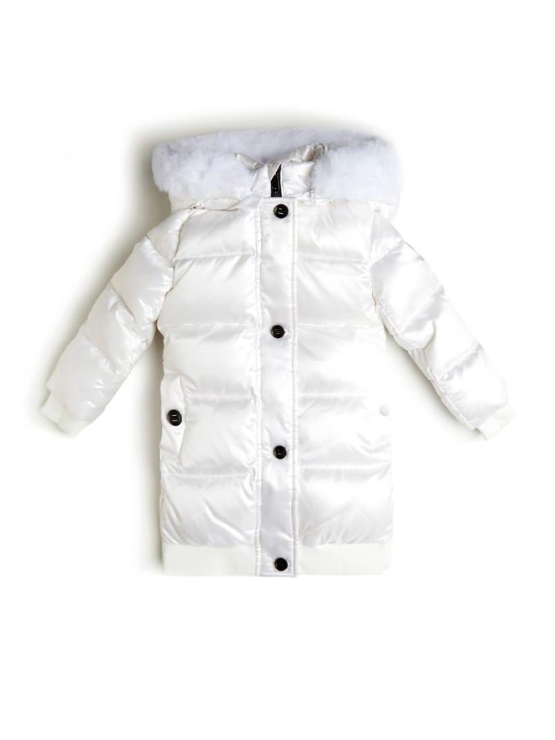 Faux-Fur Trim Puffer Jacket (2-7)