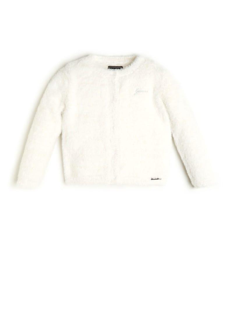 Fuzzy Knit Sweater (2-7)