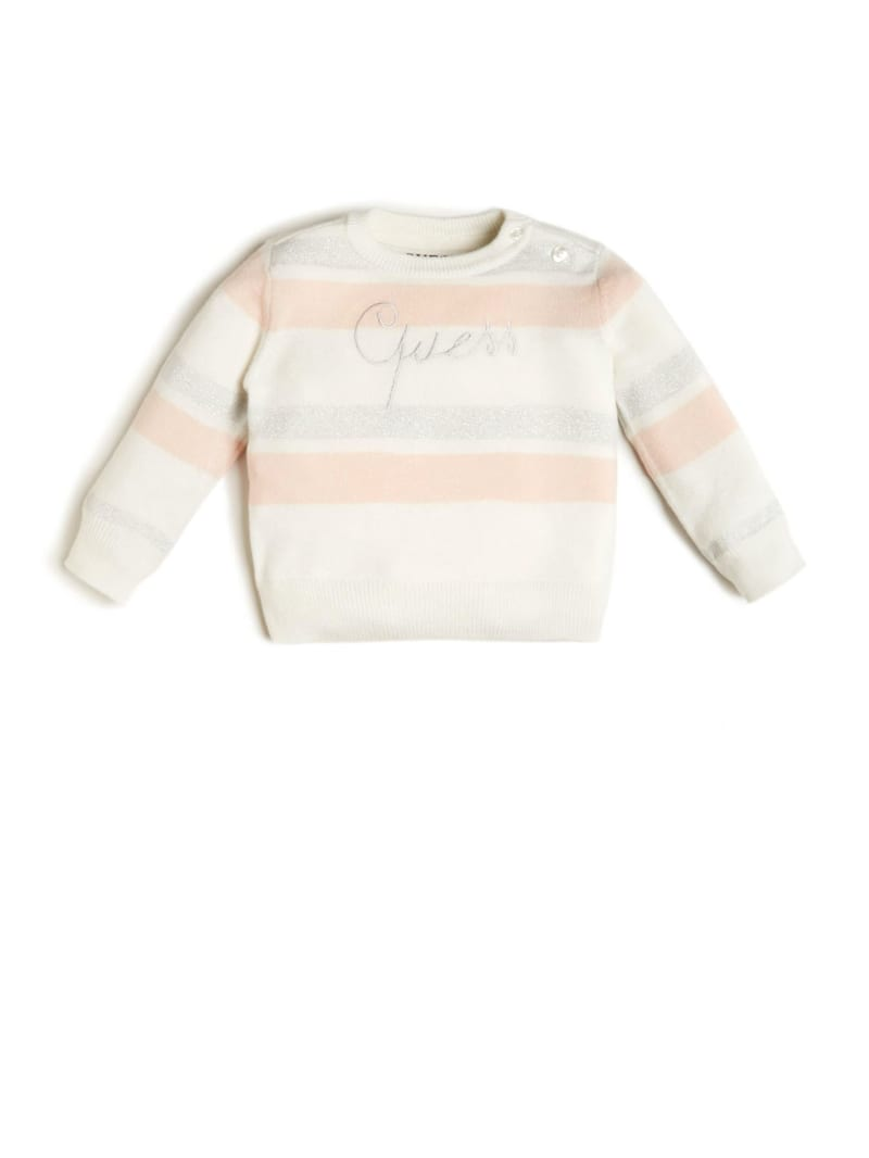 GUESS Logo Knit Sweater (2-7)