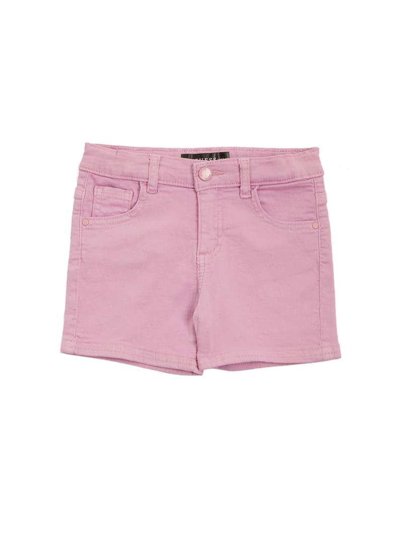 Colored Denim Shorts (2-7)