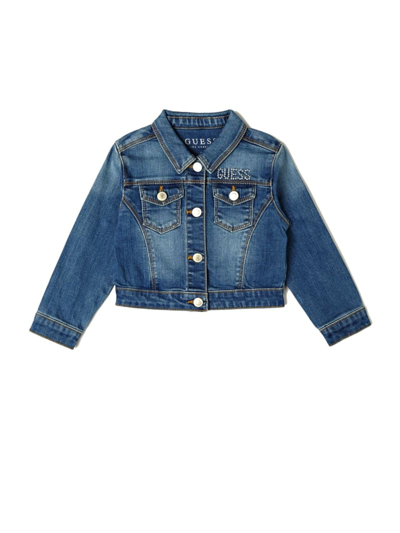 Classic Denim Jacket (2-7)