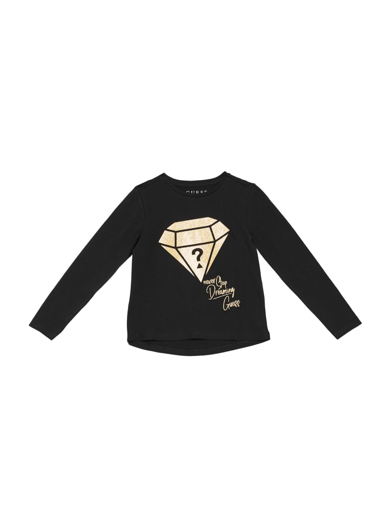 Diamond Dreaming Long Sleeve Tee (2-7)