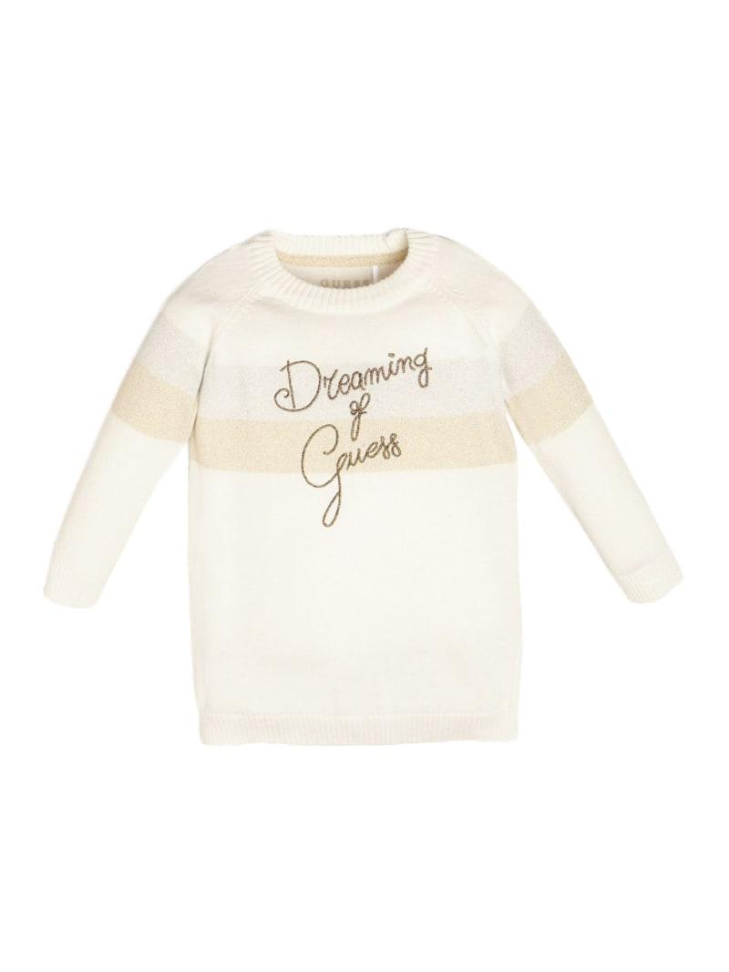 Shimmer Sweater Dress (2-7)