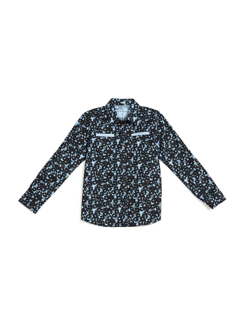 Morrison Floral Woven Shirt (7-18)