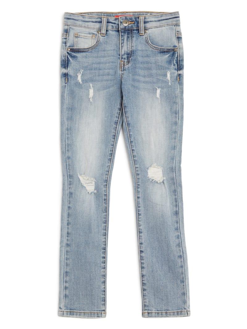 MiniMe Scoth Skinny Jeans (7-18)
