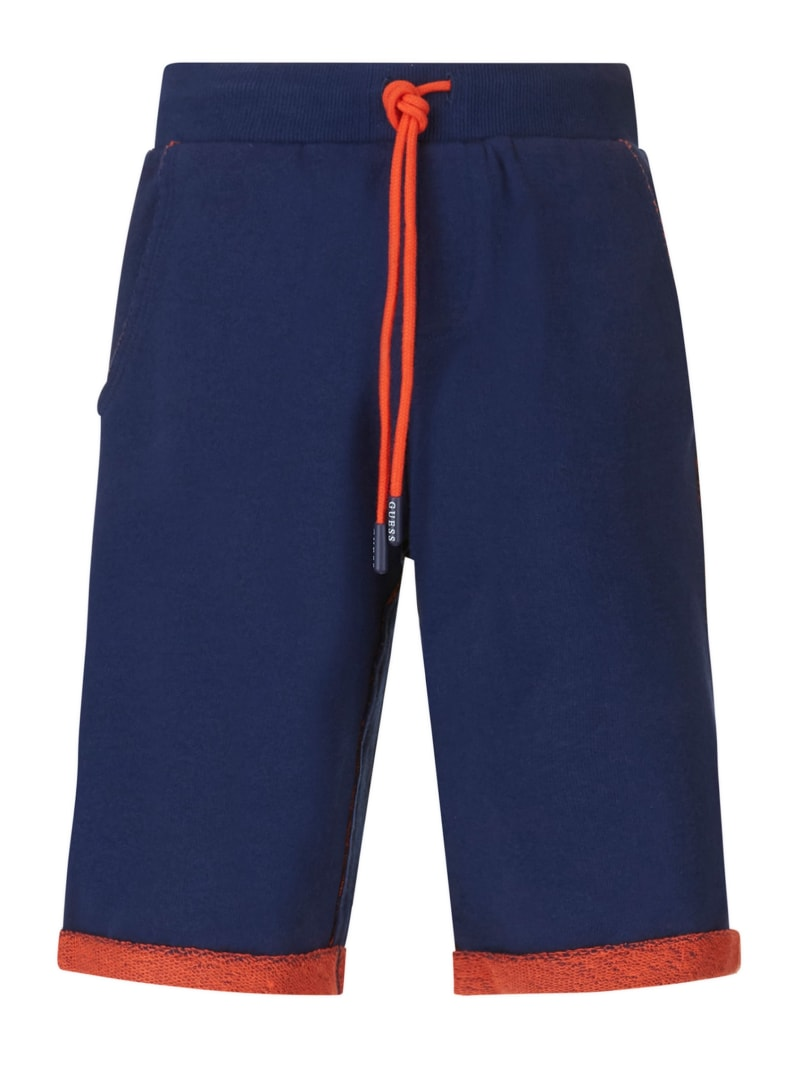 French Terry Logo Shorts (7-14)