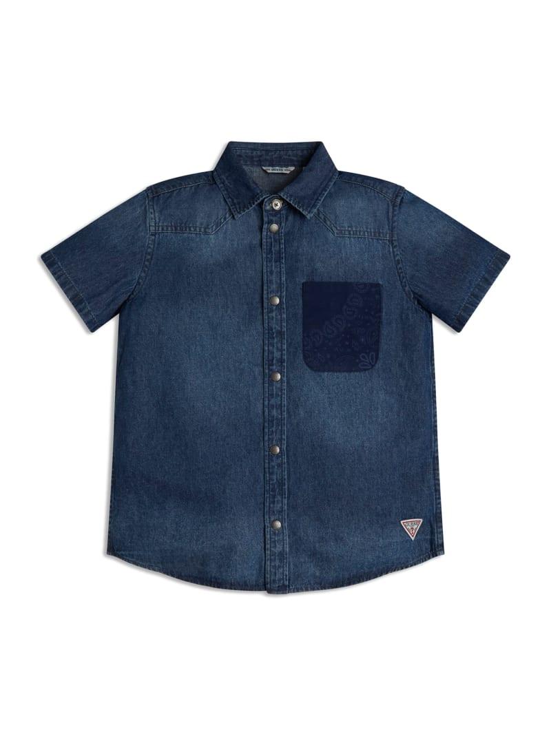 Denim Shirt (7-12)