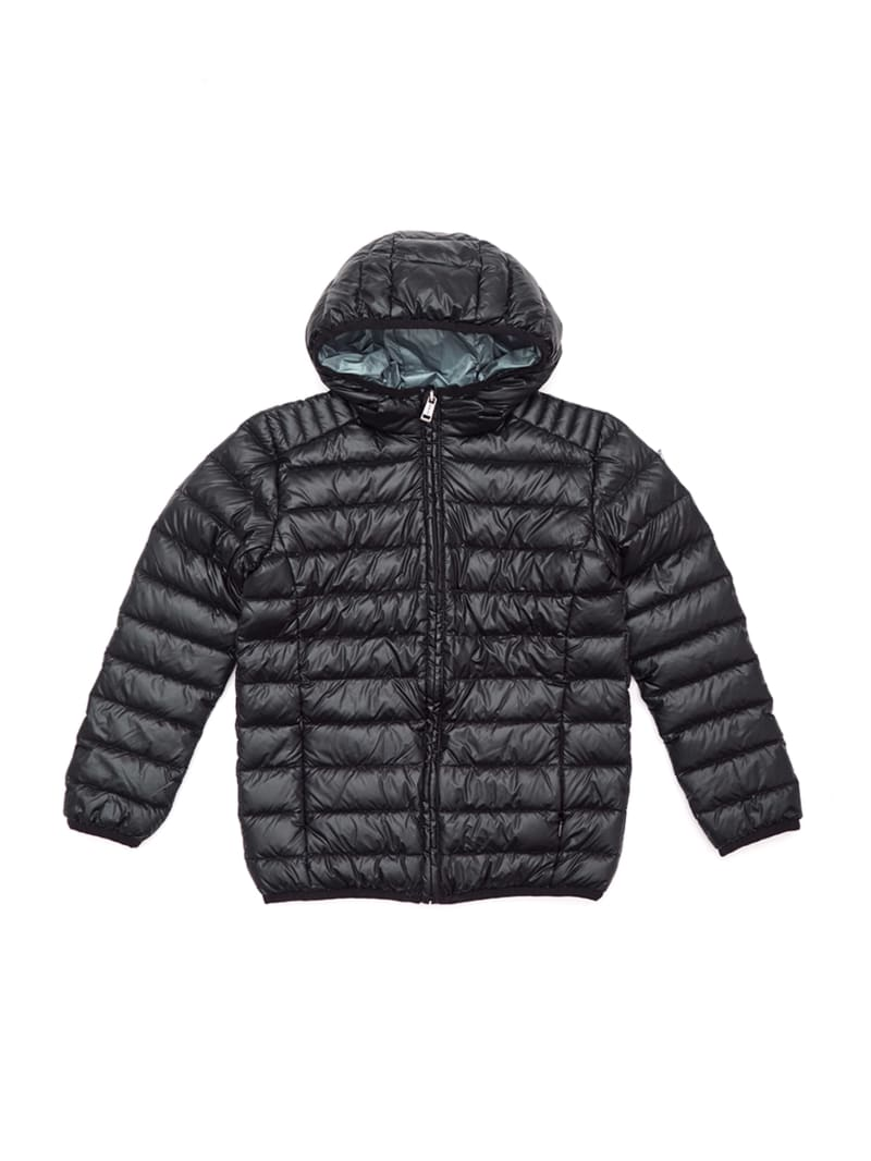 Quilted Puffer Jacket (7-14)