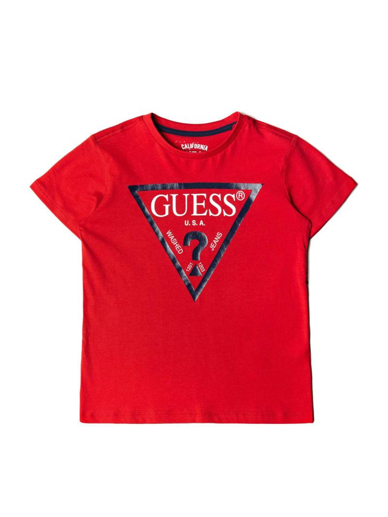 GUESS Kids Logo Tee (7-14)