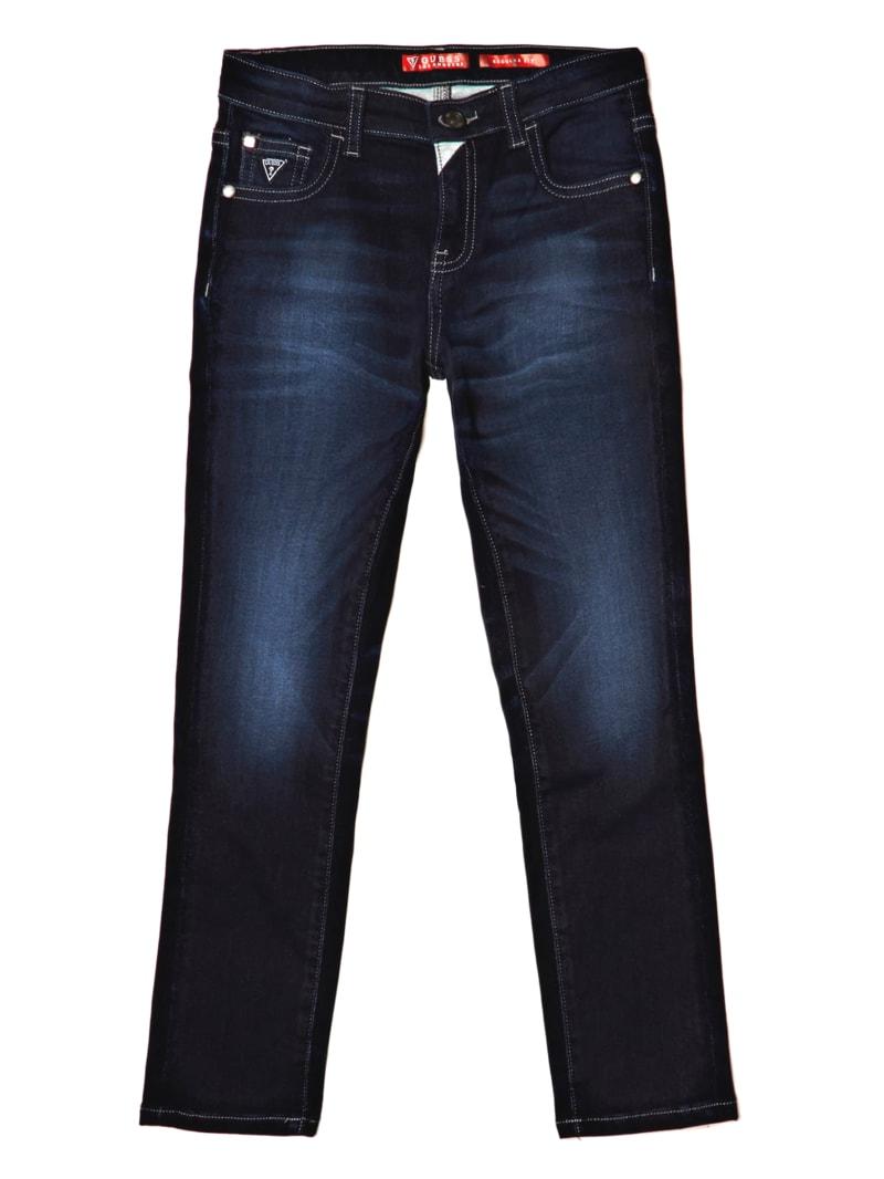 Straight-Leg Denim Jeans (7-14)