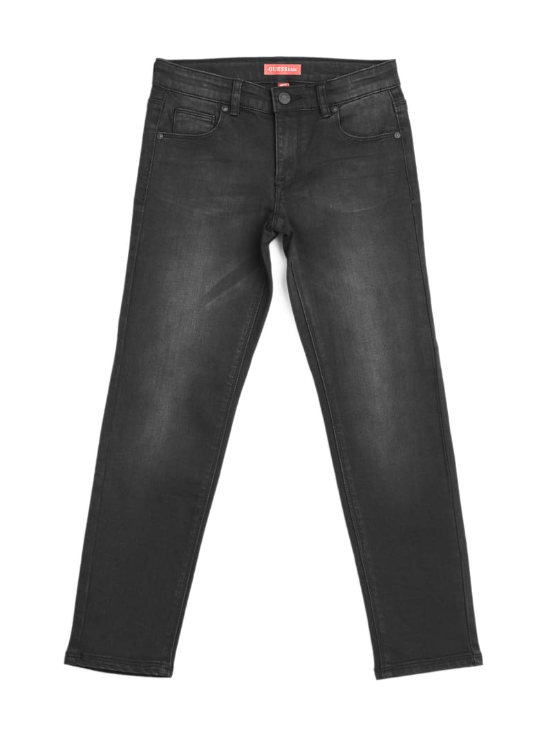 Halsted Black Denim Jeans (7-18)