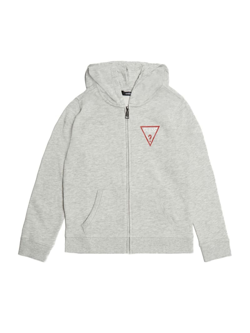 Fleece Zip-Up Hoodie (7-14)