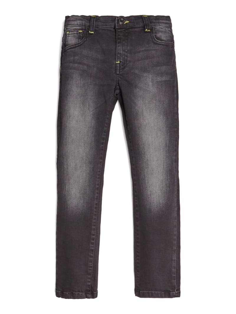Faded Slim Jeans (7-14)