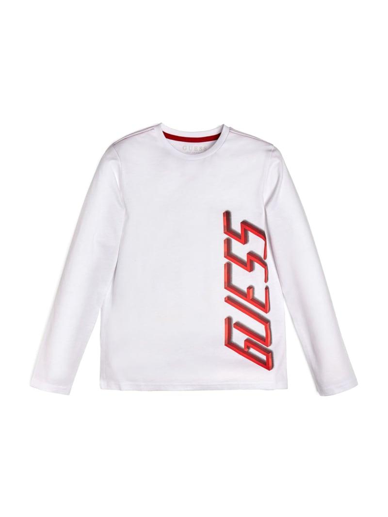 Long-Sleeve Logo Tee (7-14)