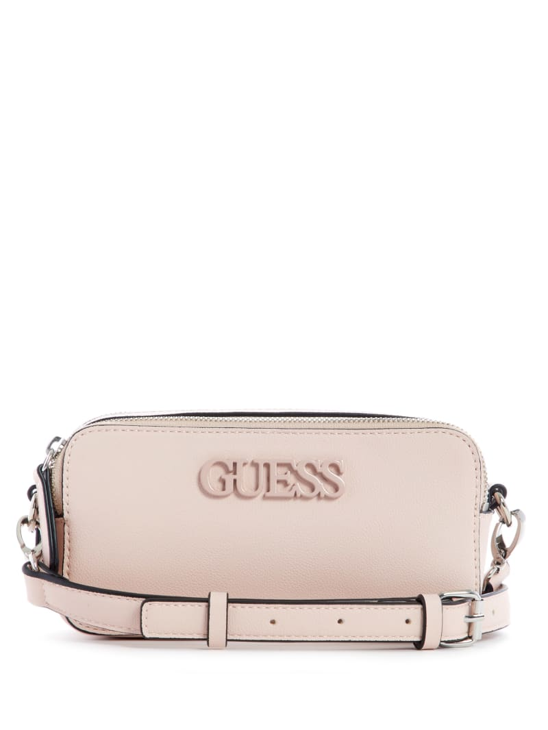 Simpson Double-Zip Crossbody