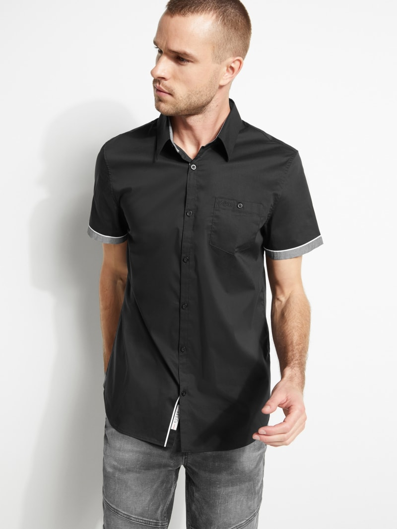 Sunset Short-Sleeve Shirt