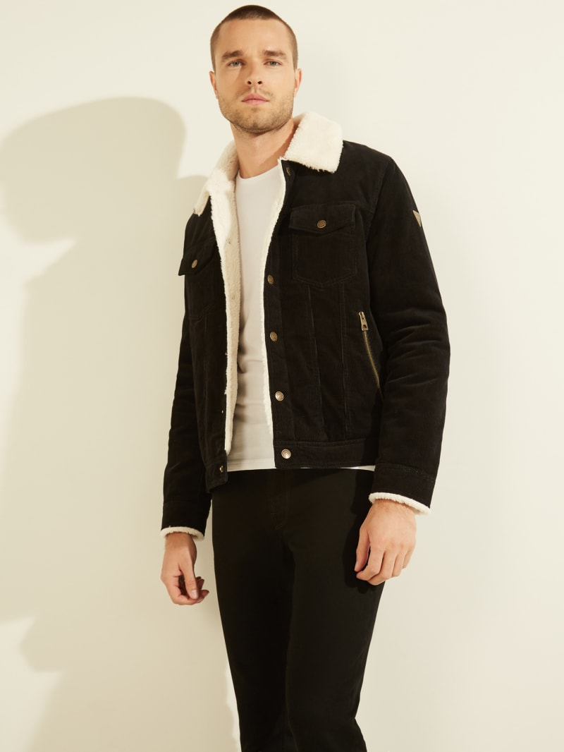 Duston Corduroy Jacket