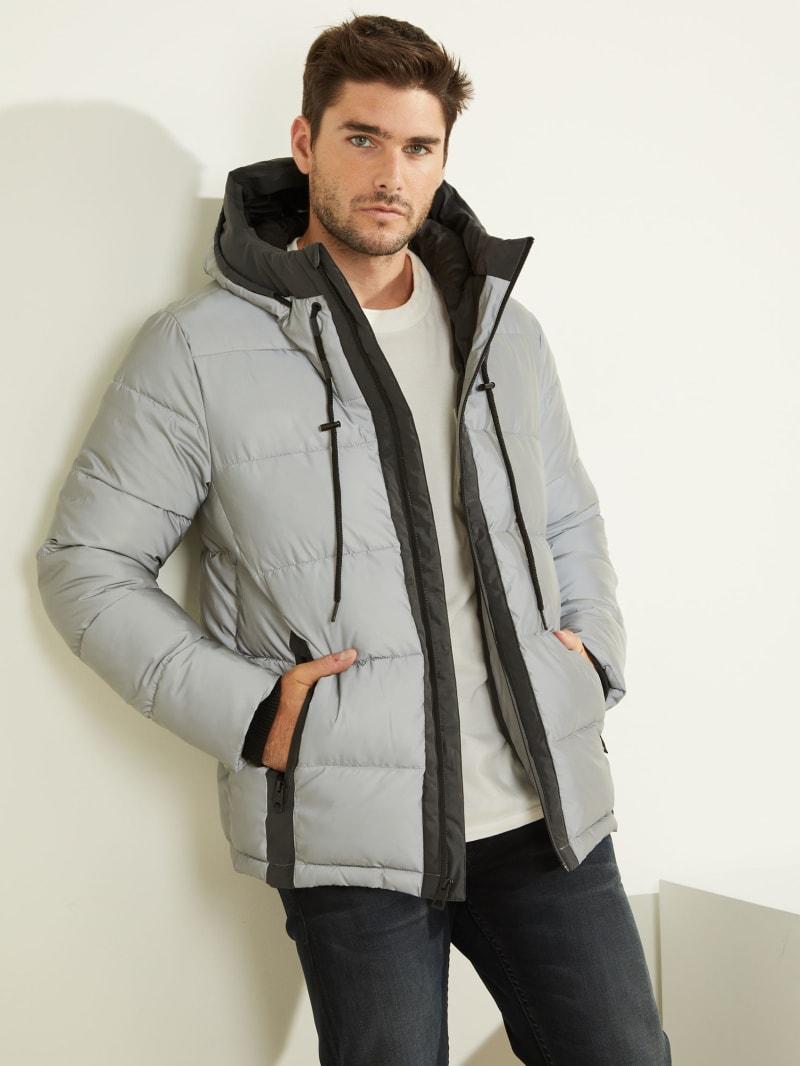 Nicholas Reflective Puffer Jacket