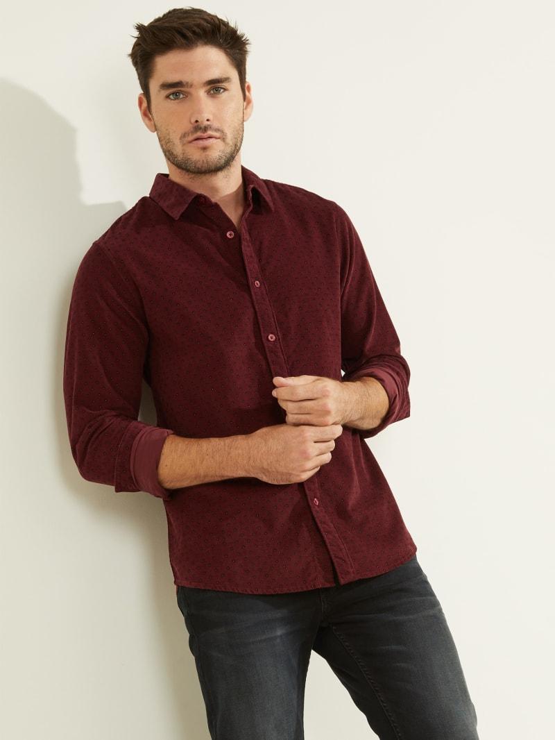Corduroy Cambridge Shirt