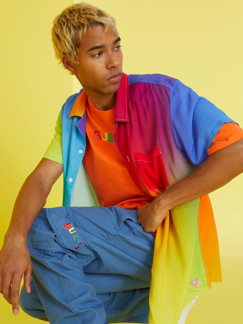 GUESS x J Balvin Cotton Cargo Pants
