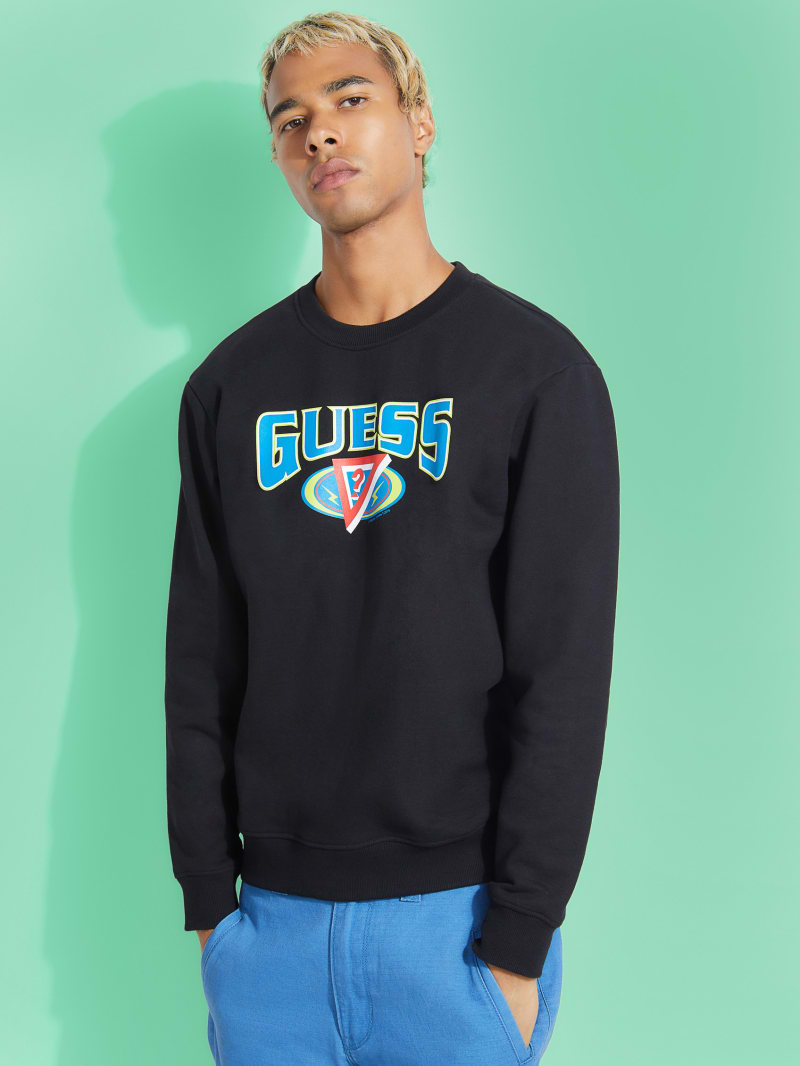 GUESS x J Balvin Logo Pullover
