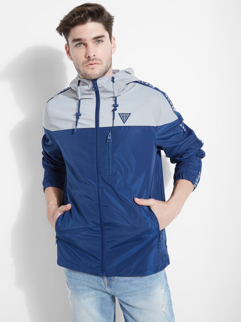 Andrew Reflective Hooded Jacket