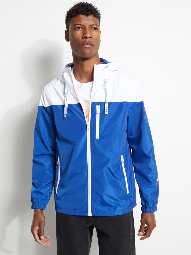 Ericksen Color-Block Windbreaker