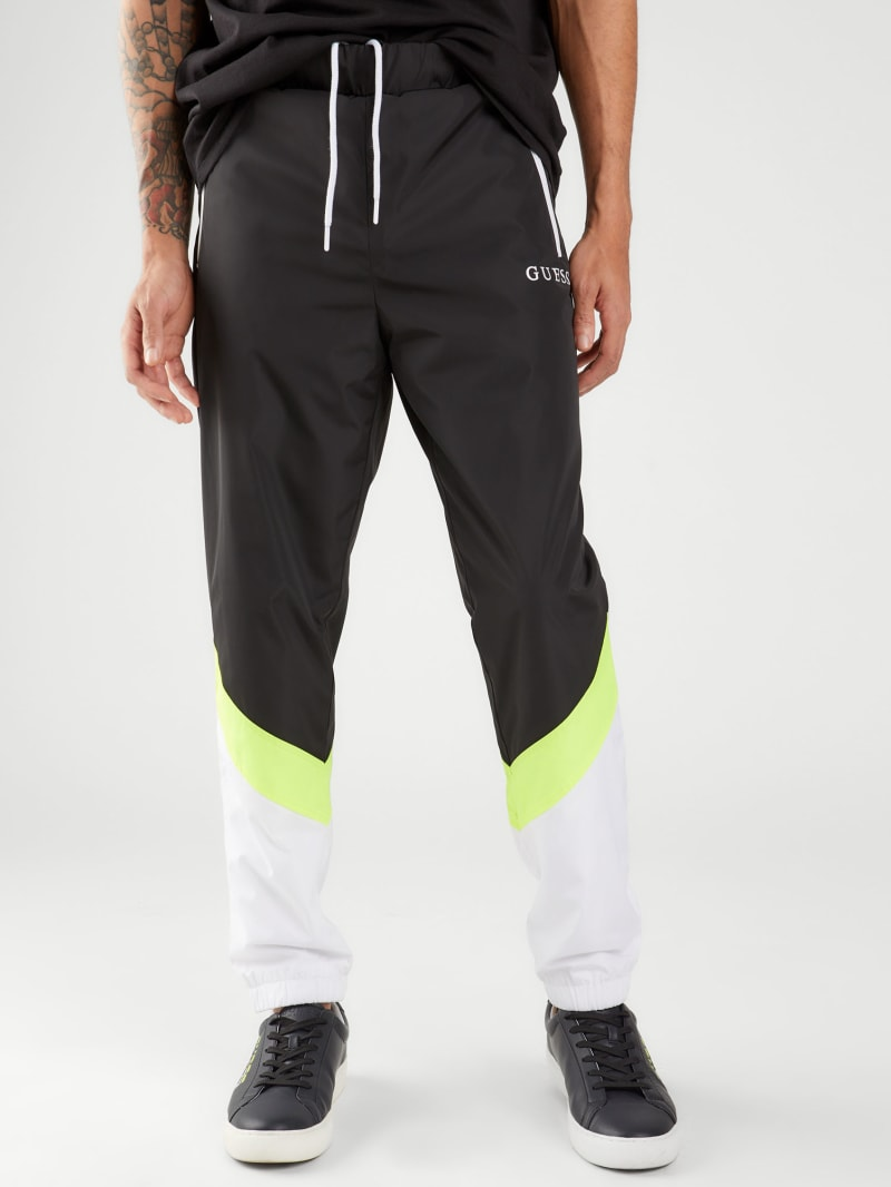 Color-Blocked Track Pants