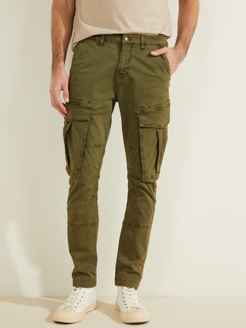 Lonita Twill Cargo Pants