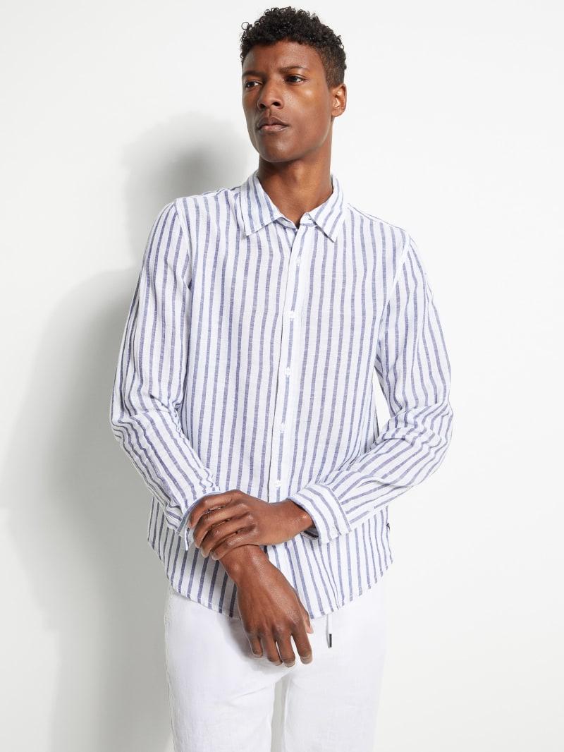 Eric Striped Shirt