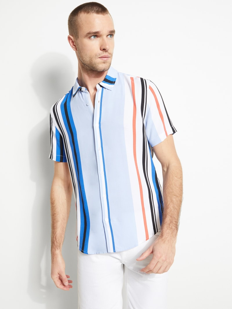 Eco Ridley Striped Shirt