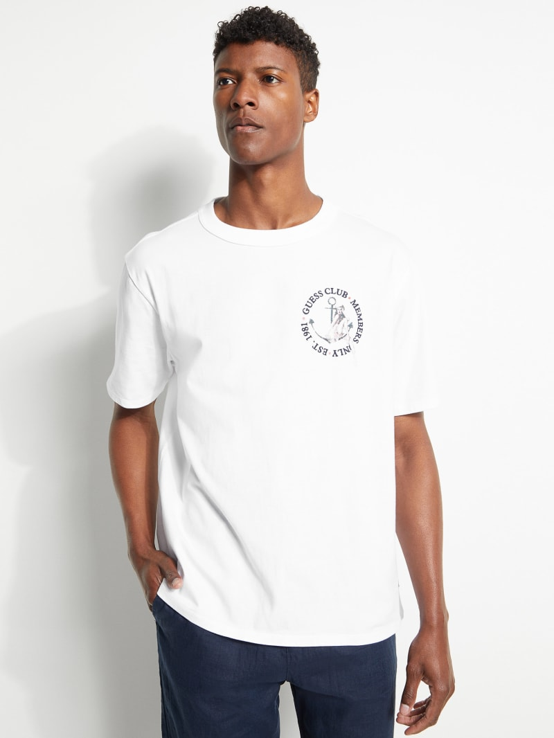 Eco Members Only Oversized Tee