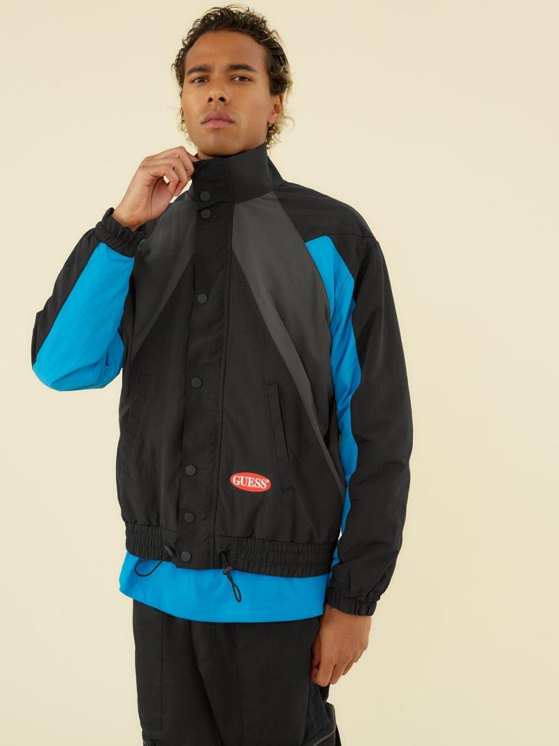 GUESS Originals Nylon Track Jacket