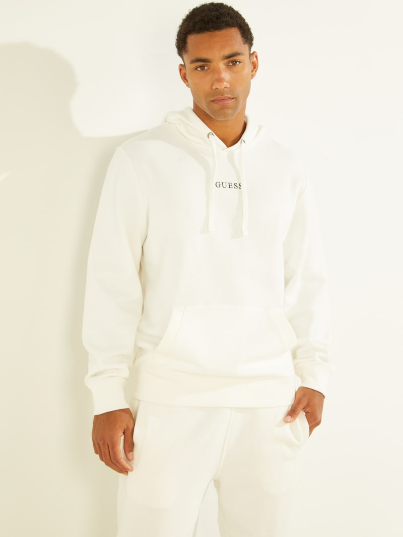 GUESS Eco Roy Embroidered Logo Hoodie