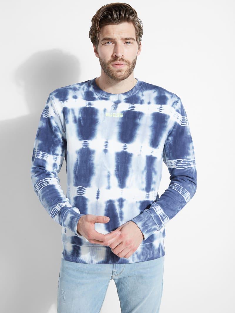 Finch Tie-Dye Pullover Sweatshirt