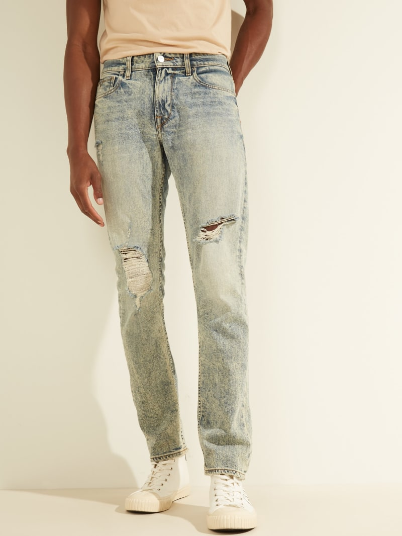 Eco Low-Rise Skinny Jeans