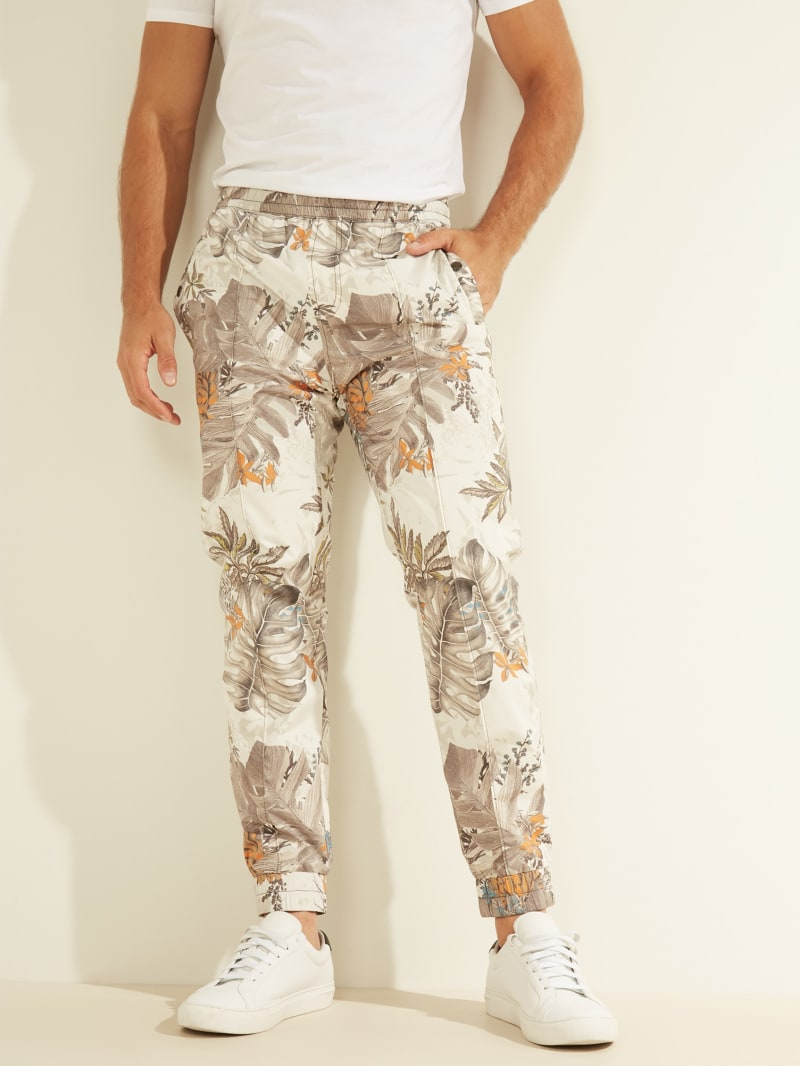 Tropical Camo Pants